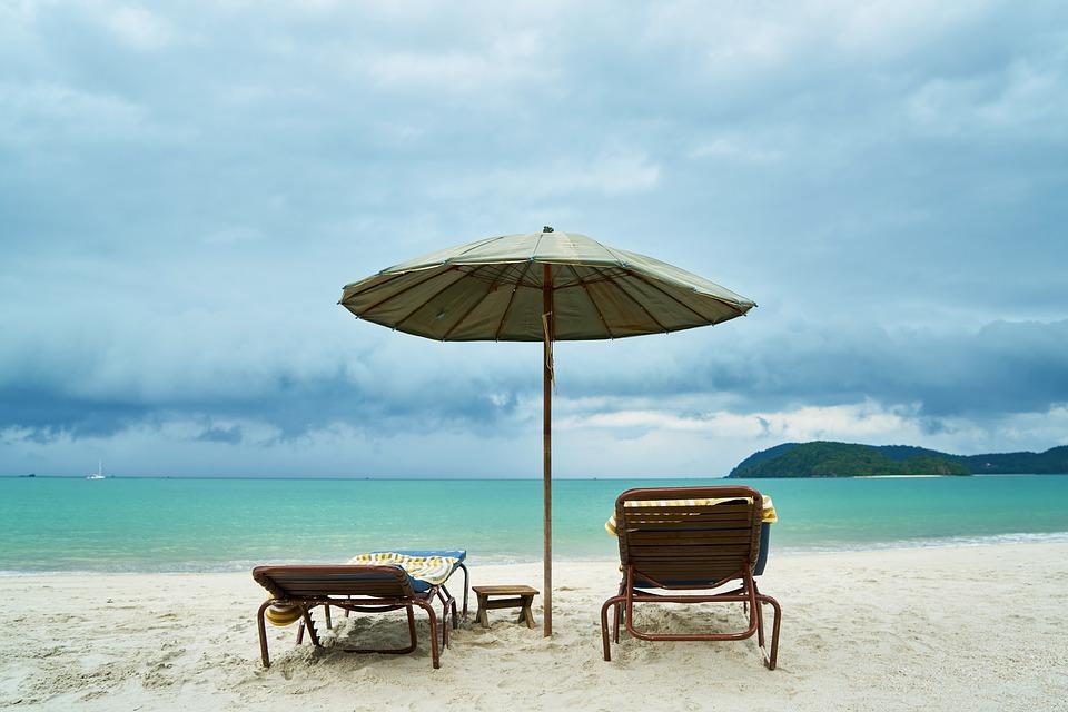 Couleurs et contrastes - photo de vacances