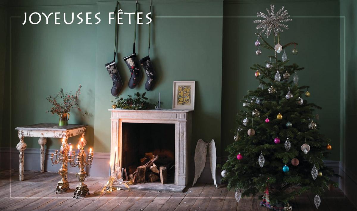 Couleurs & contrastes - Joyeuses fêtes